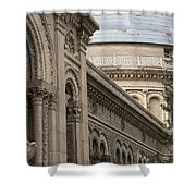 Yerkes Details Shower Curtain