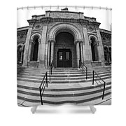 Yerkes Observatory - 2 Shower Curtain