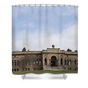 Yerkes Observatory Shower Curtain