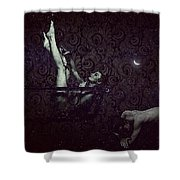 Yes Mistress Shower Curtain