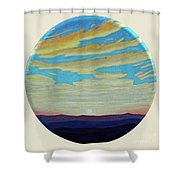 Yesterday Shower Curtain