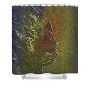 Yeti Shower Curtain