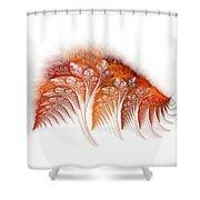 Ygglaand Balsam  Shower Curtain