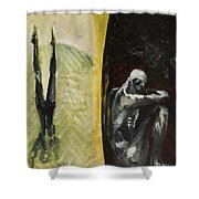 Middle Passage Shower Curtain