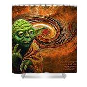 Yoda-no Fear Shower Curtain