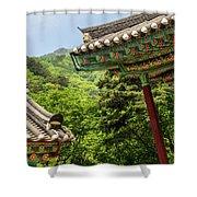 Yongmunsa Shower Curtain