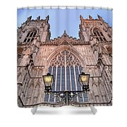 York Minster Shower Curtain