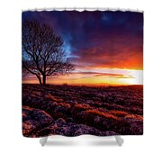 Yorkshire Beauty Shower Curtain