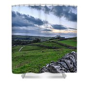 Yorkshire Dales - 31 Shower Curtain