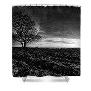 Yorkshire Serenity Shower Curtain