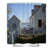 Yorktown Shower Curtain