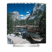 Yosemite #1 Shower Curtain
