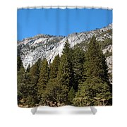 Yosemite 2 Shower Curtain