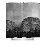 Yosemite 6 Shower Curtain