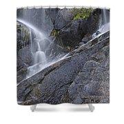 Yosemite Cascade Shower Curtain