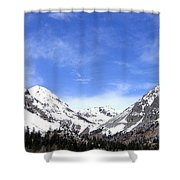 Yosemite Park Shower Curtain