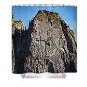 Yosemite Valley 1 Shower Curtain