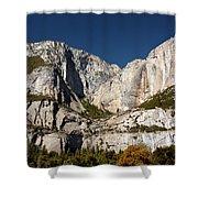 Yosemite View Shower Curtain