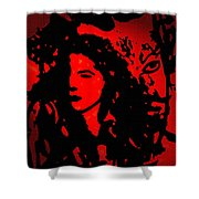 You And I Shower Curtain
