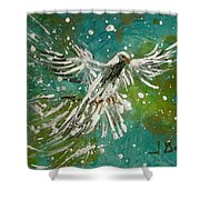 You Are His Masterpiece Shower Curtain