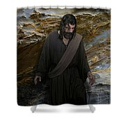 You Are My Hiding Place And My Shield 2 Shower Curtain