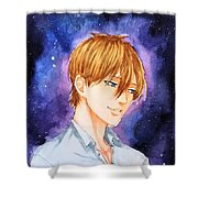 You Are Out Of This World Shower Curtain