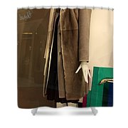 You Be You And I Will Be Me Shower Curtain