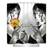 You Choose Shower Curtain