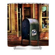 You Got Mail Shower Curtain by Todd Hostetter