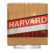 You Have Arrived Shower Curtain