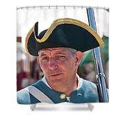 You Lookin' At Me   6752 Shower Curtain