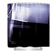 You Thought You Caught Me Shower Curtain