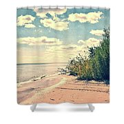 You Walked Away - Wisconsin Shower Curtain