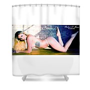 You Want Me To Do What? Shower Curtain