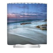 You'll Find Love, You'll Find Peace Shower Curtain