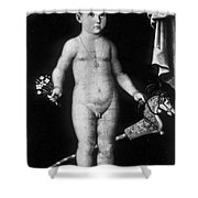Young Felix Plater, Swiss Physician Shower Curtain
