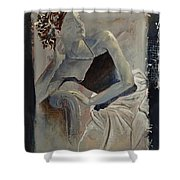 Young Girl 4501502 Shower Curtain