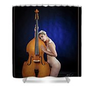 Young Woman Nude 1729.195 Shower Curtain