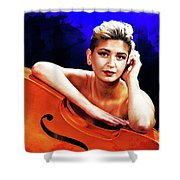 Young Woman Nude 1729.199 Shower Curtain