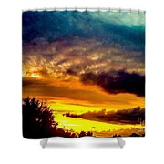 Your Are The Sunshine Of My Life Shower Curtain