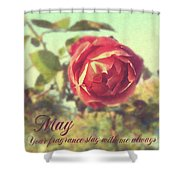 Your Fragrance Shower Curtain