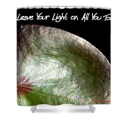 Your Light Shower Curtain