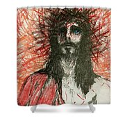 Your Love And Forgiveness Shower Curtain