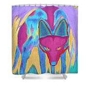 Your Move By Ken Tesoriere Shower Curtain