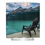 Your Next Vacation Spot Shower Curtain