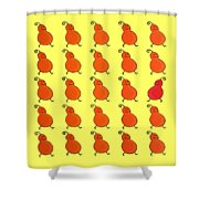 Your Own Path Is The Way Remix Shower Curtain