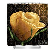 Your Rose Shower Curtain