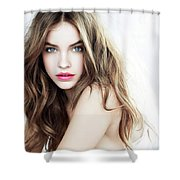 Your Skin To Get Away Fast Shower Curtain