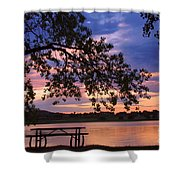 Your Table Is Ready Shower Curtain