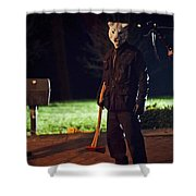 You're Next Shower Curtain
